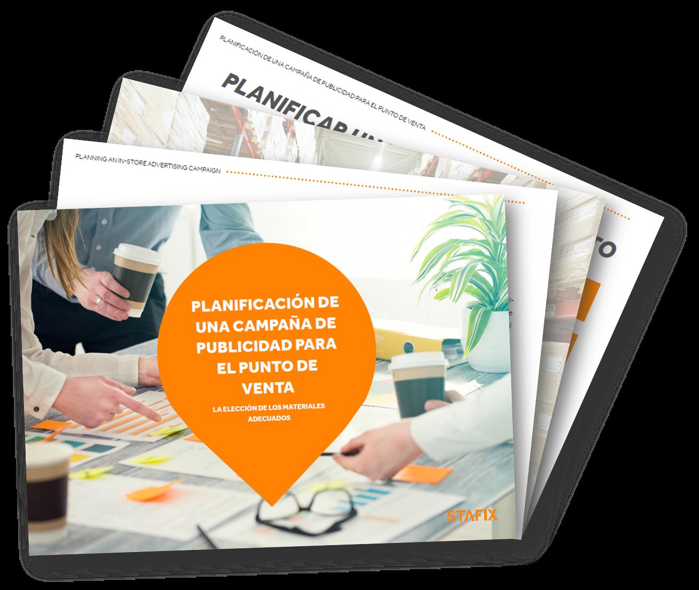 Publicidad punto de venta transparente y orientada al cliente