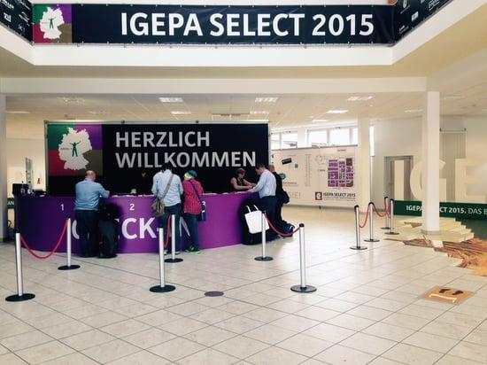 Igepa Select 2015