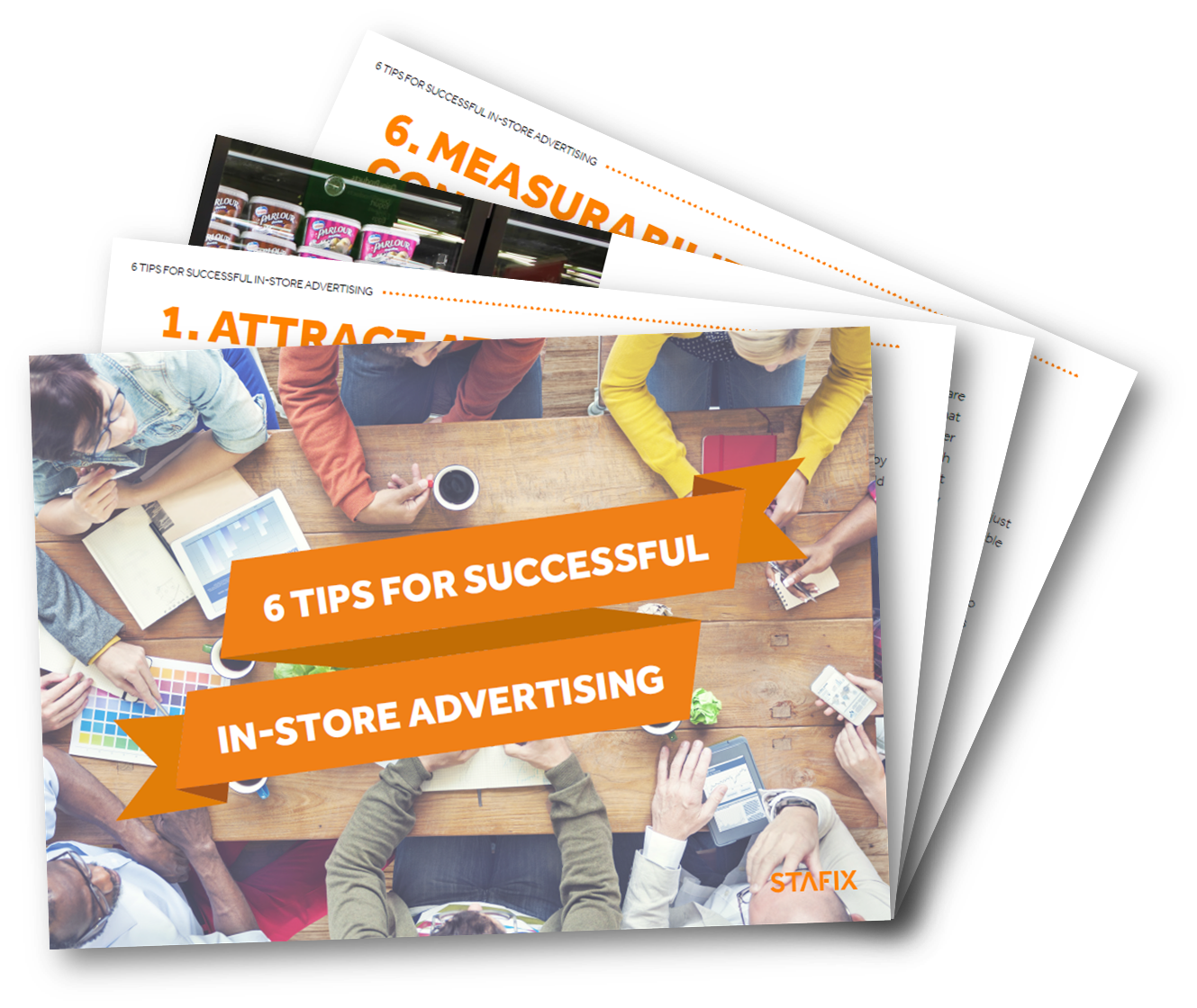 6 tips for successful in-store advertising