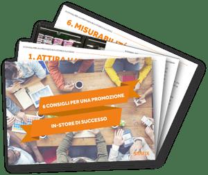 6 consigli per una promozione in-store di successo