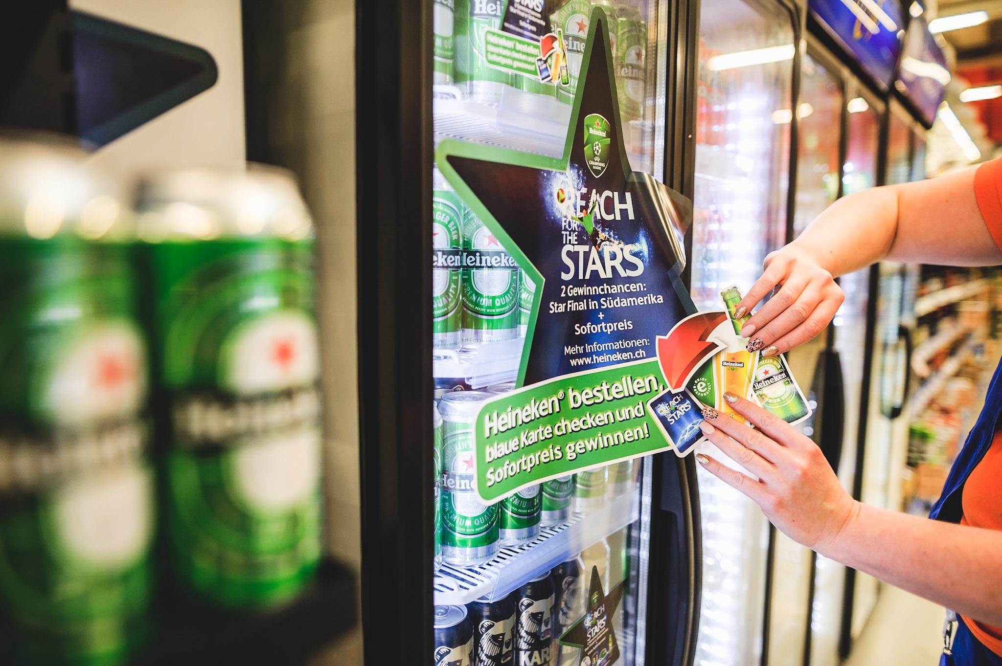 Cervezas en tienda – ¿cómo promoverlas?