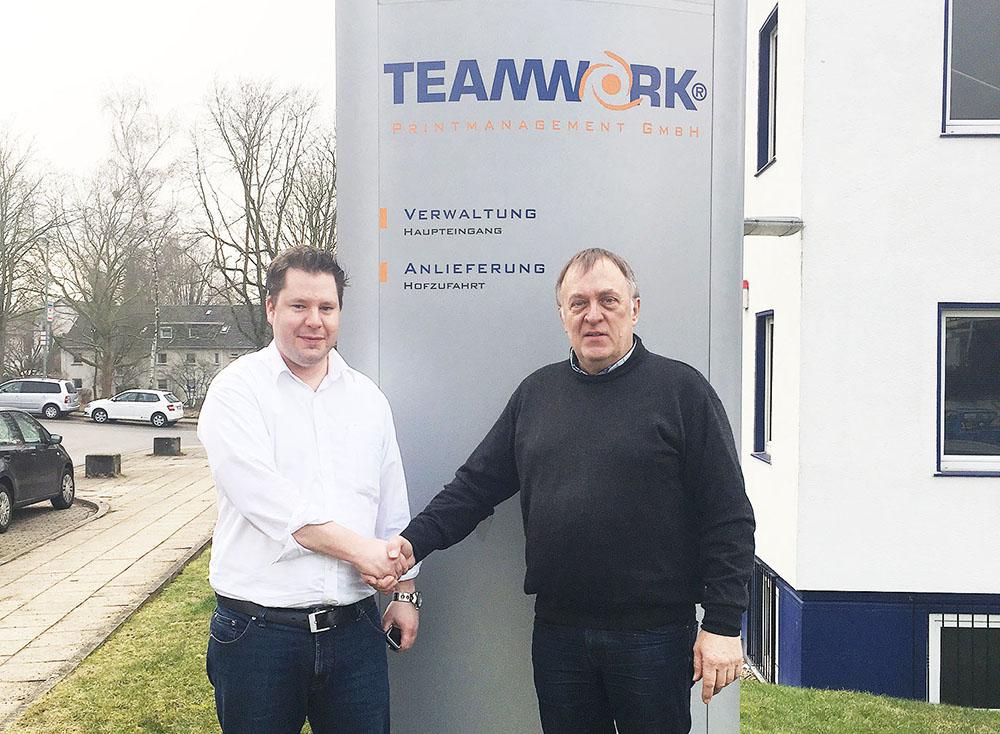 Teamwork Printmanagement GmbH im Interview